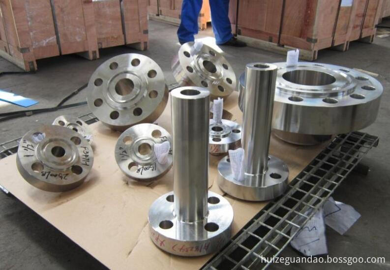 a105 Welded Neck Flange