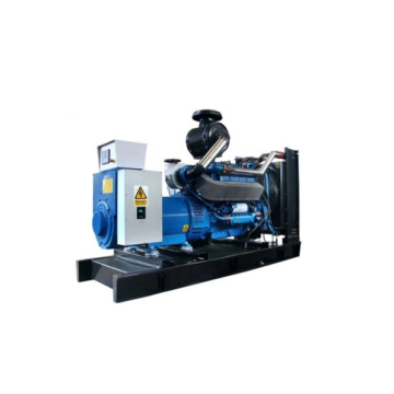 Brushless 310kw Power Generator