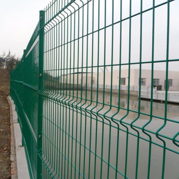 3D Fence Panel for Building