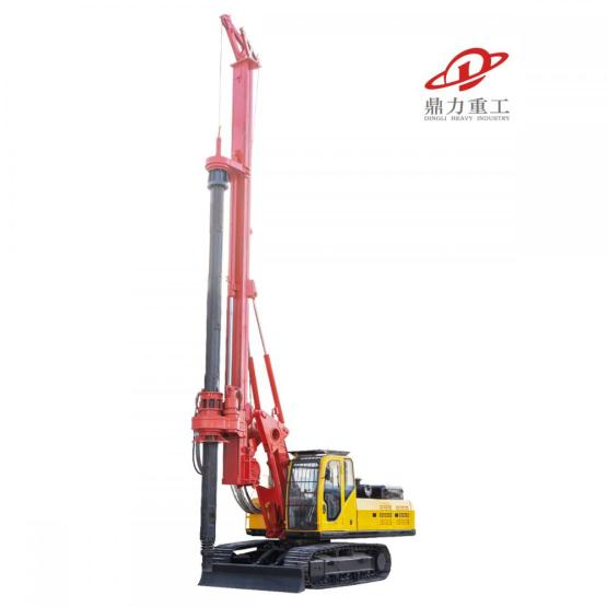 Construction Works Water Well Drilling Rig