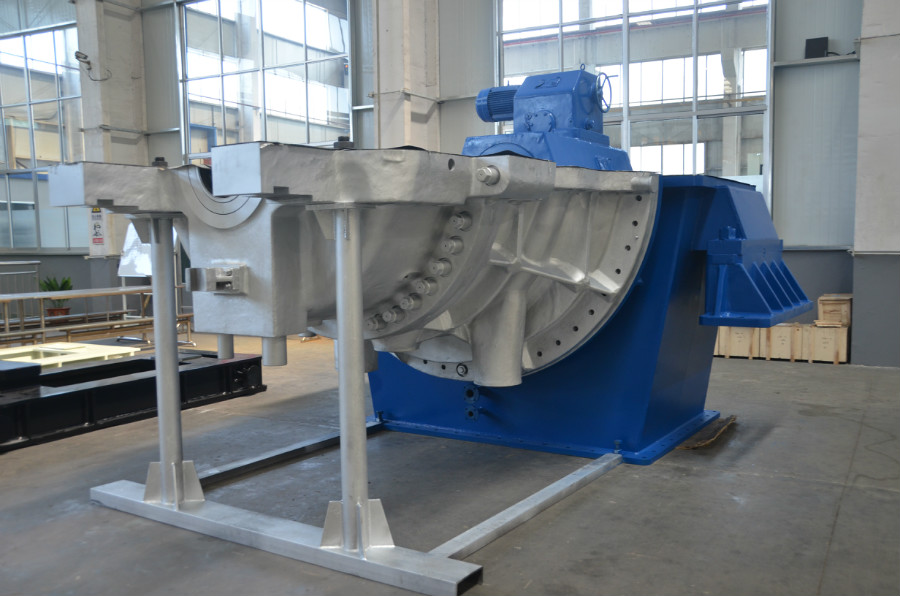 Condensing Steam Turbine (1)