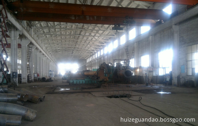 Standard Stainless Steel Structural Pipe Size