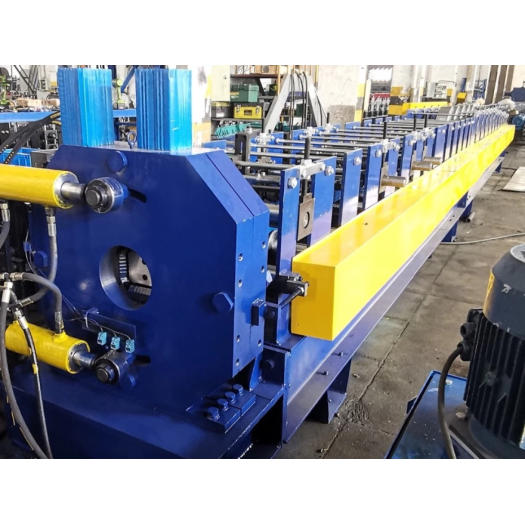 Rectangular rainwater downpipe roll forming machine for sale