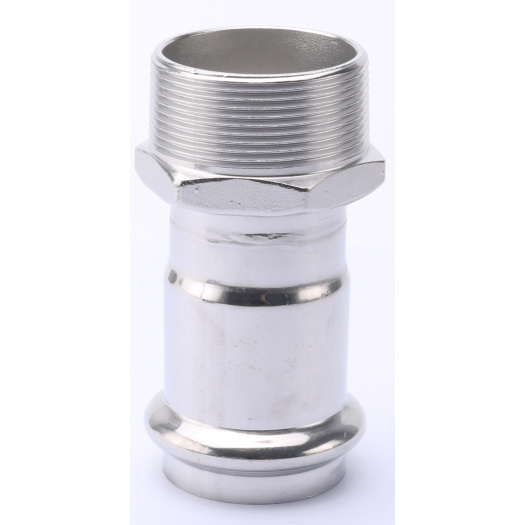 Stainless steel 304 Male Thread Adapter