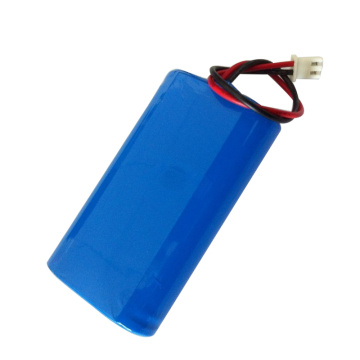 18650 2S1P 7.4V 3600mAh Lithium Ion Battery Pack