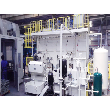Automatic Cylinder Head  Cleaning Machineries