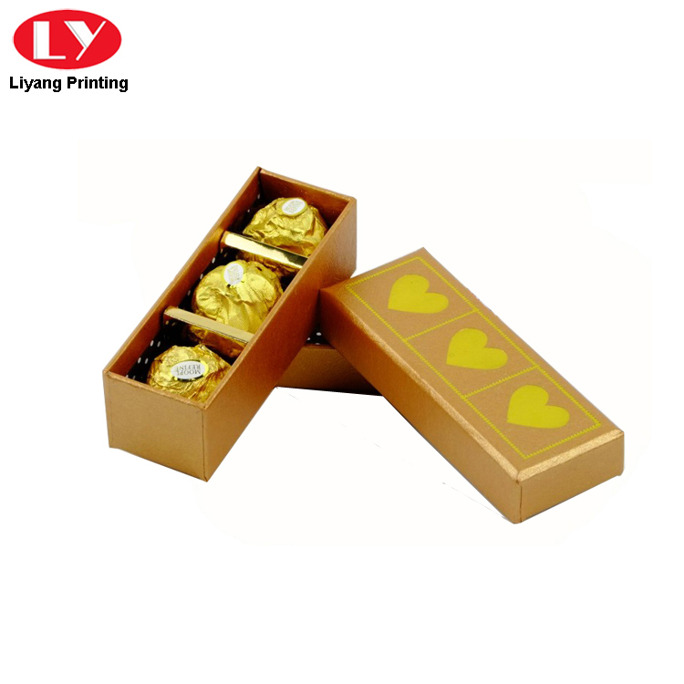 Chocolate Box With Separate Tray