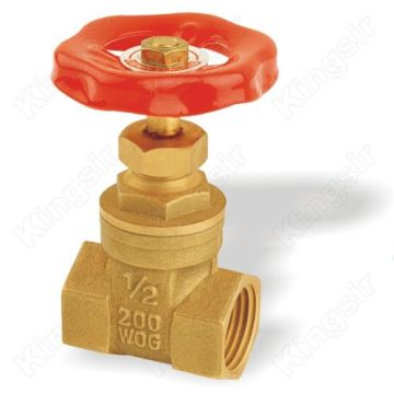 South USA Brass Gate Valves