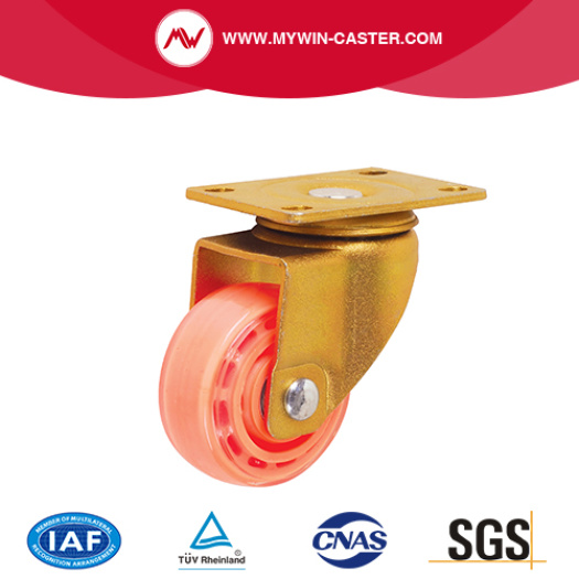 Heavy Duty Top Plate Fixed Caster
