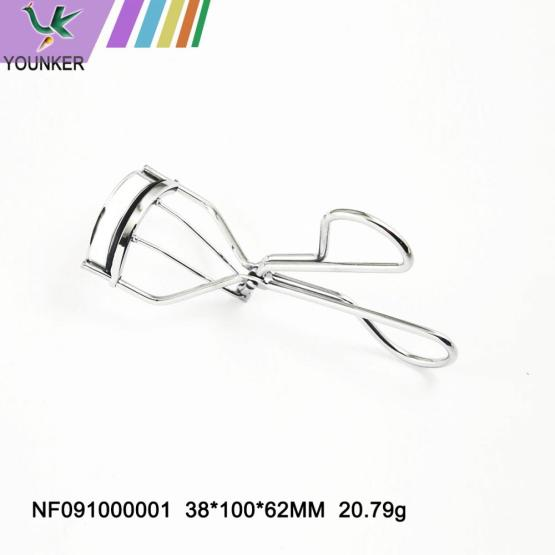 Lightweight portable eyelash curler