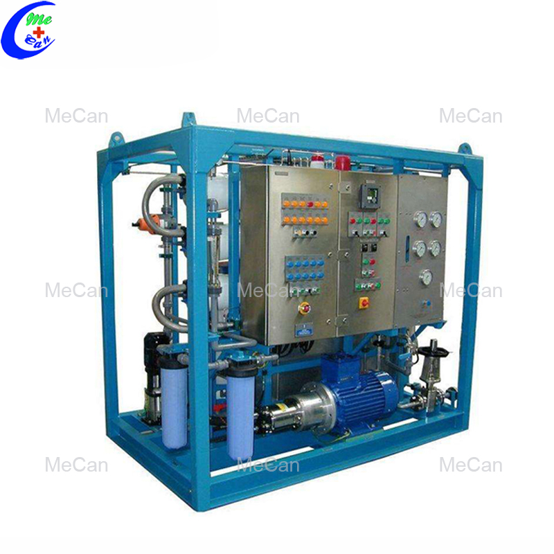 Seawater Desalter System Plant