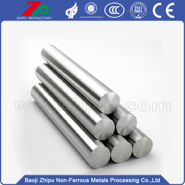 High purity 99.95% polished tantalum Bars/ Rods