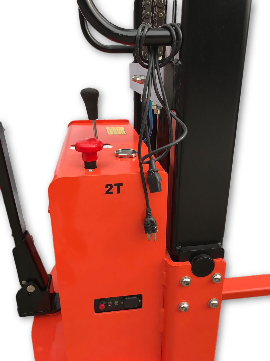 Semi-electric Pallet Lifter