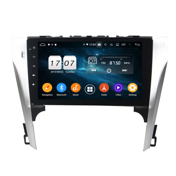 Klyde android car audio for CAMRY 2012-2013