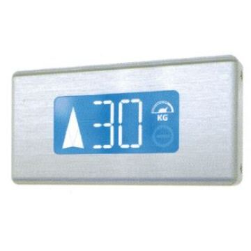 Elevator HPI Hall Position Indicators With LCD Display