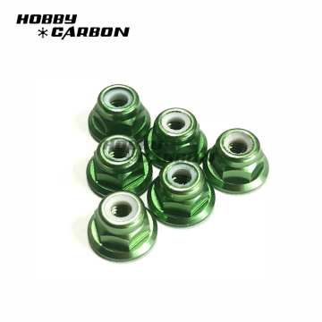High Quality Nylon Lock Flange Nut