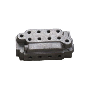 Hydraulic Valve Body with Gray/Ductile Iron