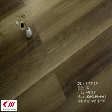 SPC Flooring  5MM With IXPE