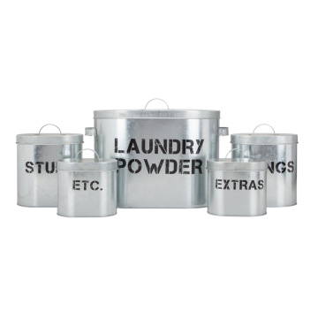 Metal Laundry Box Kmart For Detergent
