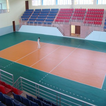 Enlio Indoor PVC Volleyball court floor