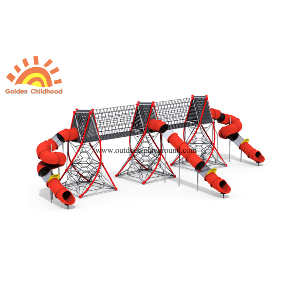 Big Kid Outdoor Playground For Kids Equipment
