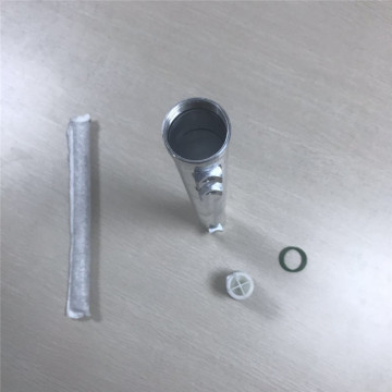 Aluminum liquid storage tube for new energy car