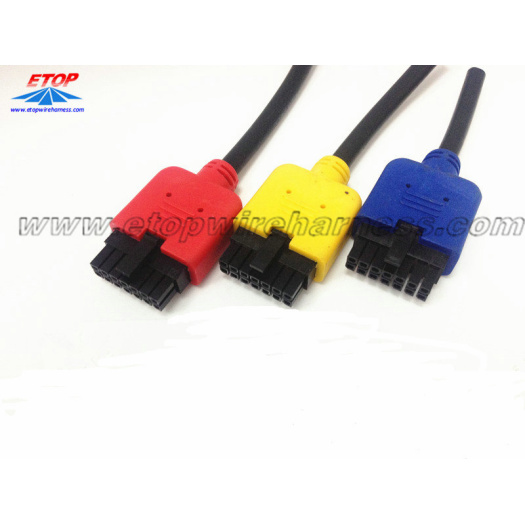 3.0pitch 14Pin Male Connector