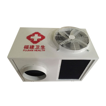 Emergency Medical Tent use Air Cooling System