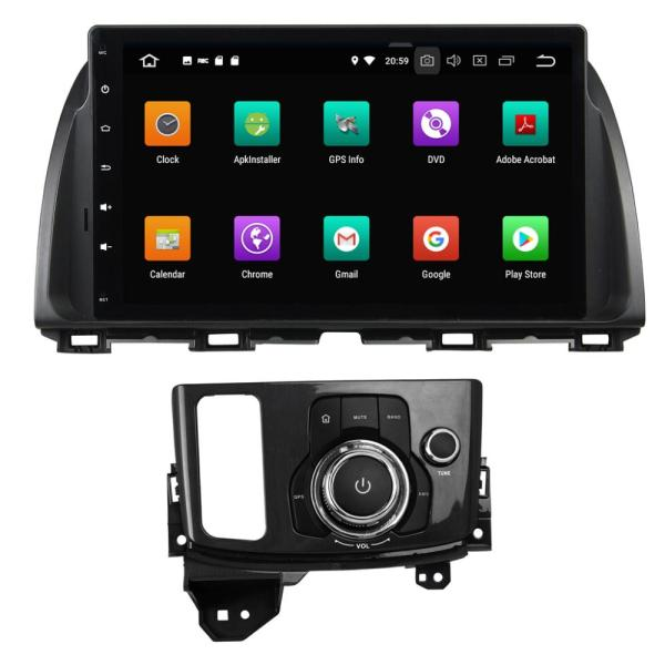 android car media system for CX-5 ATENZA