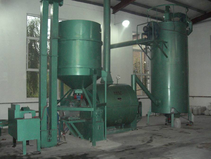 Small Capacity Oxide Ball Mill
