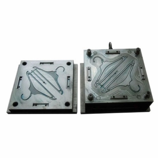 Household Products Plastic PP Injection Coat Hanger Mould