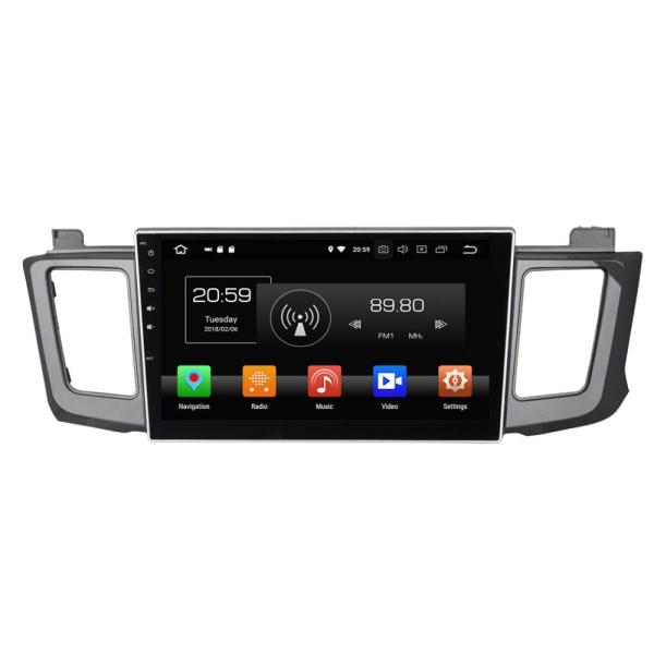 Android car stereo head unit for RAV4 2012-2015