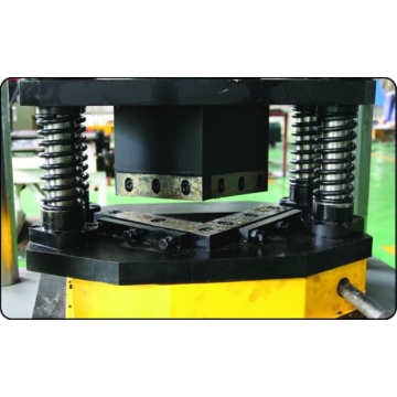 Open Type Simple Angle Steel Cutting Machine