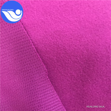 100% Polyester Shiny Sportswear Super Poly Fabric