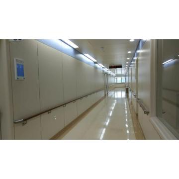 Hospital grey yellow fiber calcium silicate wall cladding
