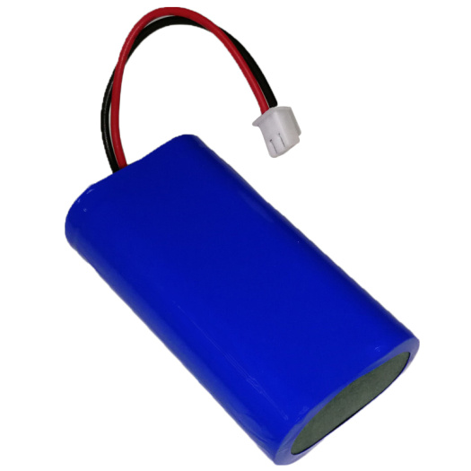 18650 7.4V 2500mAh Lithium Ion Battery Pack