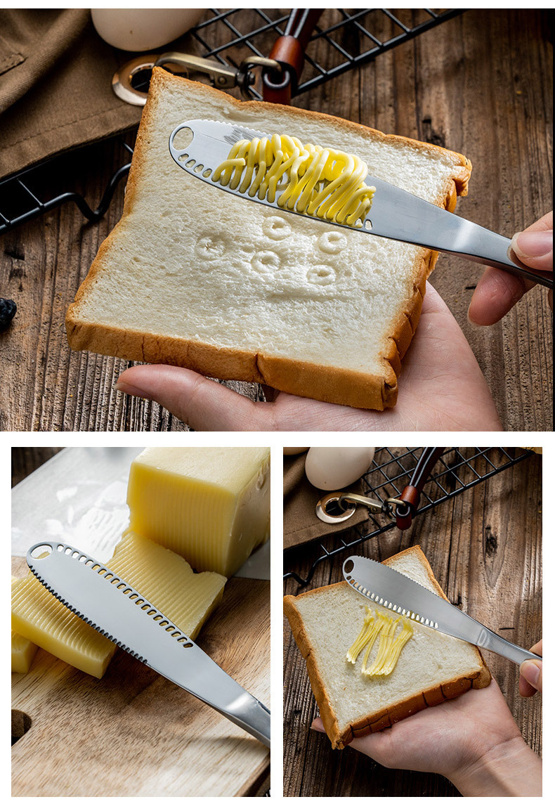 Stainless Steel Cheese Knives