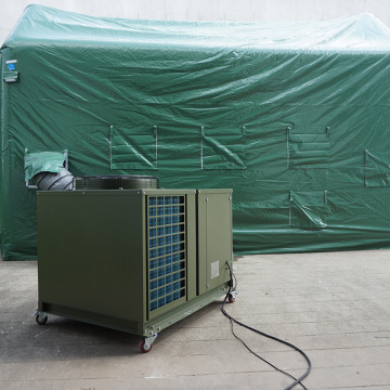portable air conditioner for tent cooling.