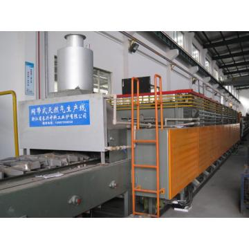 Gas Pusher Type Isothermal Normalizing Production Line