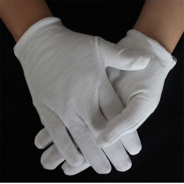 Coin Jewelry Silver Inspection Etiquette Gloves