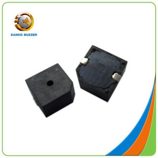 SMD Magnetic Buzzer 9.6×9.6×5.5mm cap bottom
