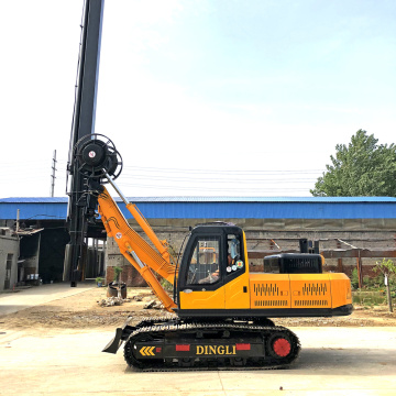 DF-15 water well rotary drilling rig for sale