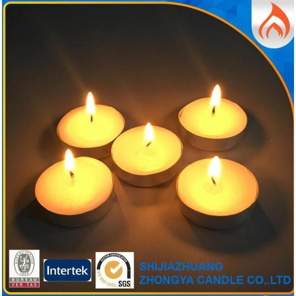 Quick shipment hand making tealight candle