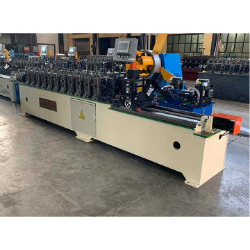 0-80m/min High Speed Stud Track Roll Forming Machine