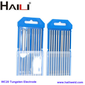 WC20 Cerium Tungsten Electrode ARC WELDING ROD