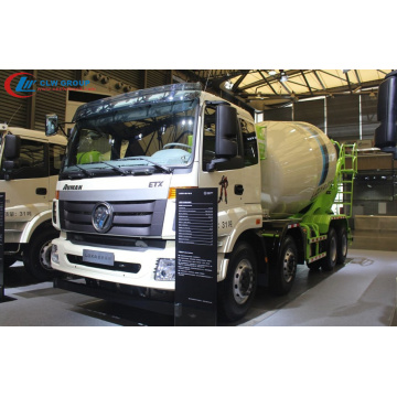 2019 New FOTON 18CBM Best Concrete Mixer Truck