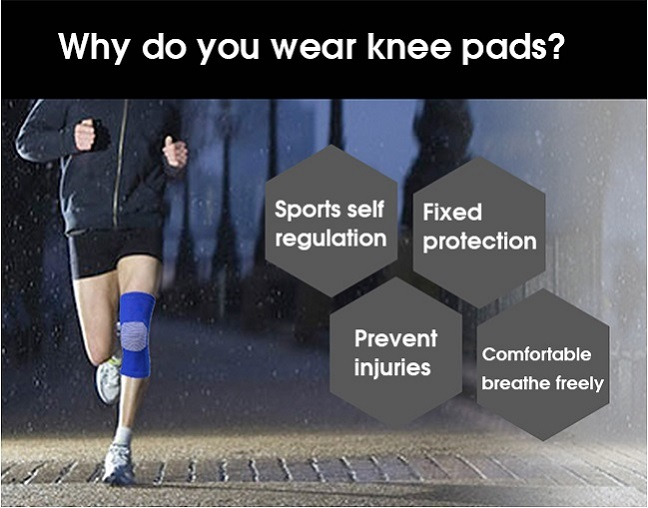 prevent injuries knee guard