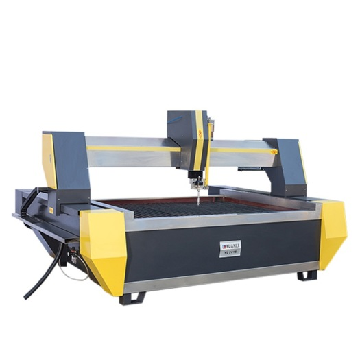 Long lifetime 3 axis high precision waterjet