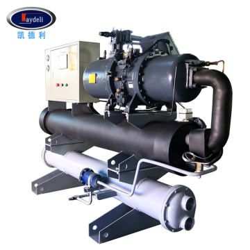 30HP Water cooled screw chiller