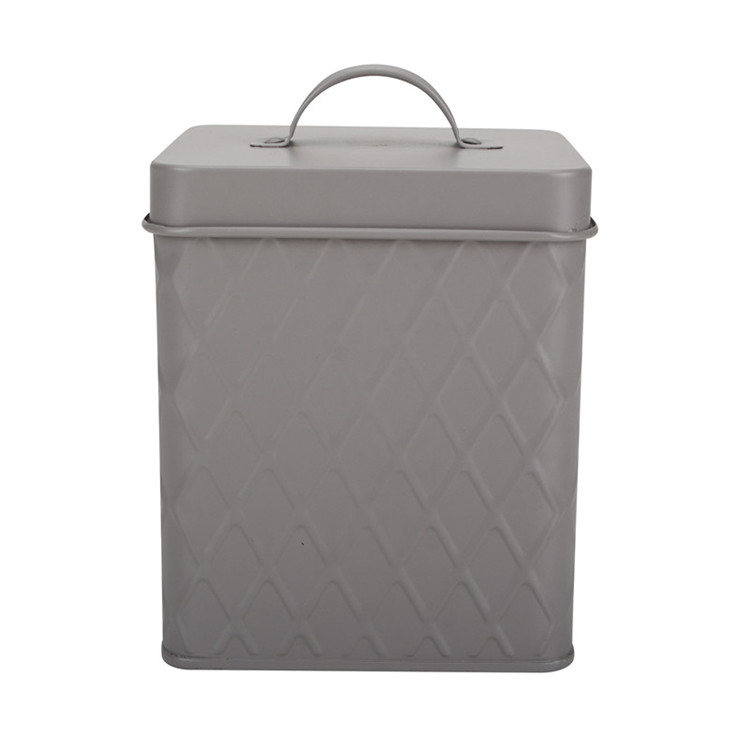 Carbon Steel Grey Canisters